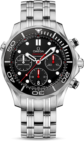 SEAMASTER DIVER 300 M CO-AXIAL CHRONOGRAPH 41.5 MM