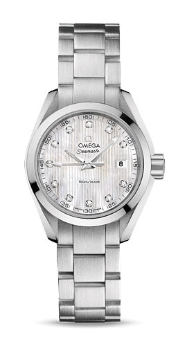 SEAMASTER AQUA TERRA 150 M QUARTZ 30 MM 【Ladies】