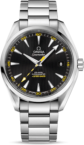 SEAMASTER AQUA TERRA 150 M OMEGA CO-AXIAL 15000 GAUSS 41.5 MM