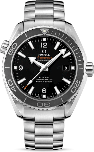 SEAMASTER PLANET OCEAN 600 M OMEGA CO-AXIAL 45.5 MM