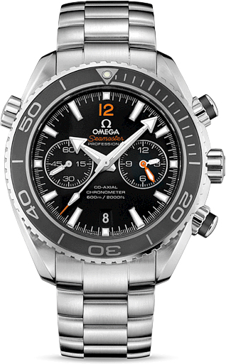 SEAMSTER PLANET OCEAN 600 M OMEGA CO-AXIAL CHRONOGRAPH 45.5 MM