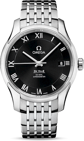 DE VILLE OMEGA CO-AXIAL 41 MM
