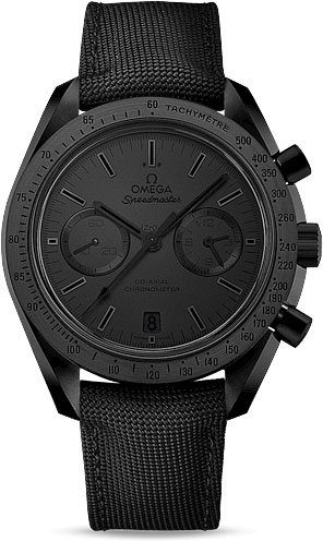 "SPEEDMASTER CO-AXIAL CHRONOGRAPH ""Dark Side of the Moon"" 44.25 MM"
