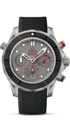 "SEAMASTER DIVER 300M CO-AXAL CHRONOGRAH 44 mm""the America's Cup"""