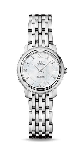 DE VILLE PRESTIGE QUARTZ 24.4 MM【Ladies】