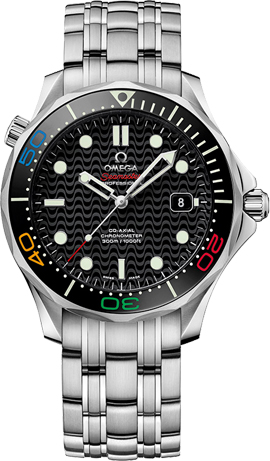 "SEAMASTER DIVER 300 M CO-AXIAL 41 MM ""Rio Limited"""