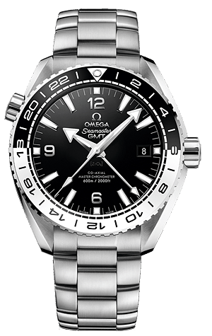 SEAMASTER PLANET OCEAN CO-AXIAL MASTER CHRONOMETER GMT 43.5mm