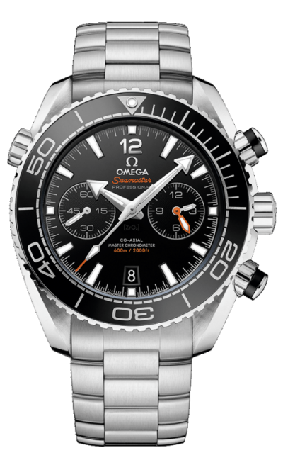 SEAMASTER PLANET OCEAN CHRONOGRAPH CO-AXIAL MASTER CHRONOMETER 45.5mm
