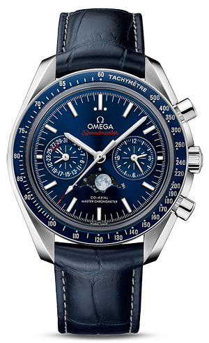 MOONWATCH CO-AXIAL MASTER CHRONOMETER MOONPHASE CHRONOGRAPH 44.25 MM